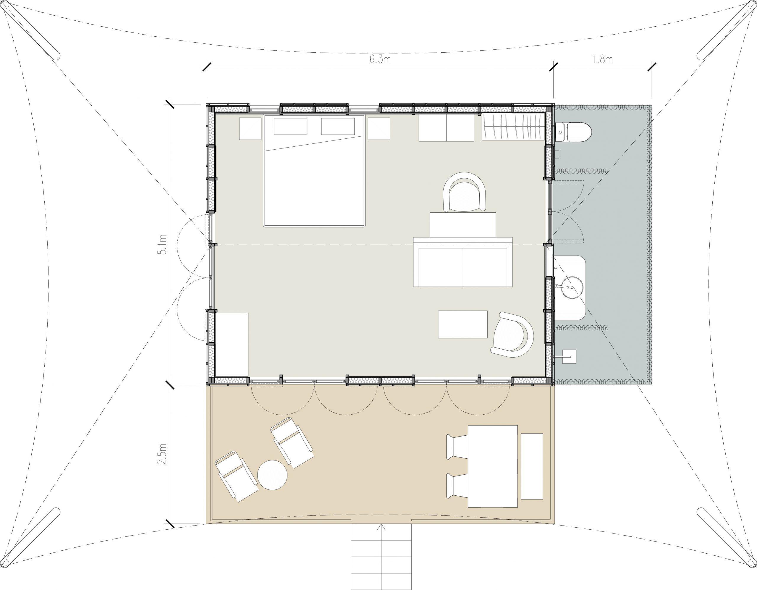 kanopya-lodge-luxury-layout